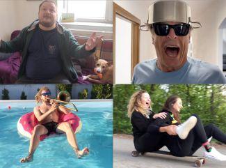 Skupina PARA oživila trinásťročný song DOMA DOBRE novým videoklipom