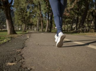 7 tipov, ako urobiť z prechádzky efektívny tréning