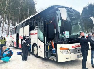 Lyžovačka v Rakúsku autobusom: Obľúbený výlet na jeden deň