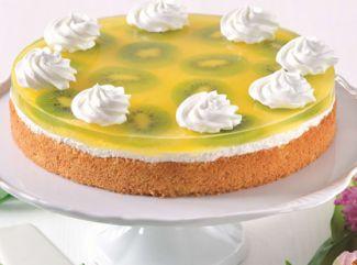 Jarná šumienková torta