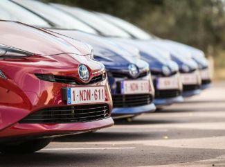 Toyota – najzelenšia značka áut v Európe