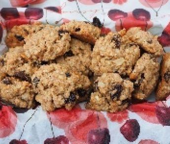Sušienky so sušenými slivkami