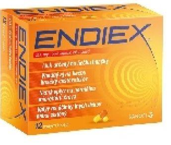 Endiex - liek určený na liečbu hnačky bez lekárskeho predpisu