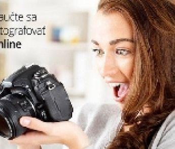 NOVINKA - Fotokurzy online!