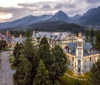 Cenu World Travel Awards získal Grand Hotel Kempinski High Tatras
