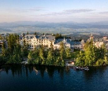Najlepší hotel so spa na Slovensku nájdete v Tatrách