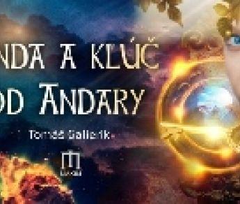 Tajomný svet Andary. Nové slovenské fantasy