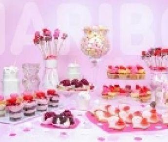 Malinový candy bar: Sladký Valentín nielen pre dospelých