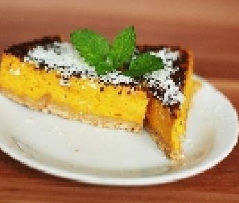 Tekvicový cheesecake