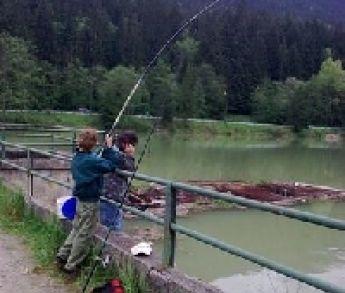 """""""Rybársky šport je nádherný."""""""