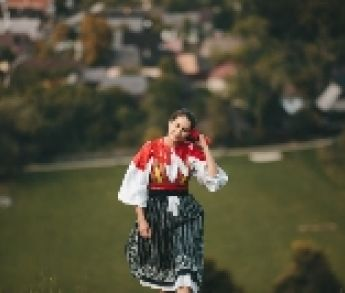 Sima Magušinová predstavila pieseň Liptovské srdce