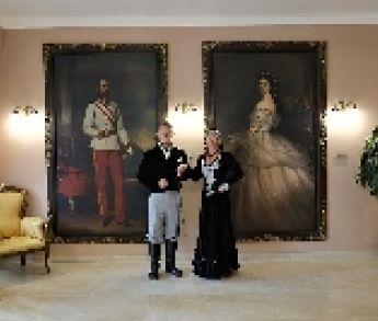 Vzdajte hold cisárovnej Sisi a urobte si s ňou foto