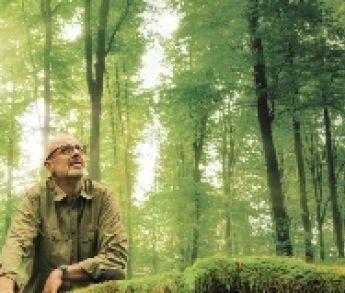 Najznámejší lesník Peter Wohlleben a jeho novinka