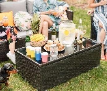 Ako sa stať hostiteľom roka? Usporiadajte záhradnú párty