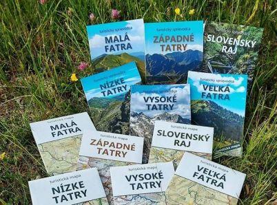 S batohom po Slovensku. Noví turistickí sprievodcovia