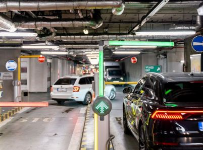 Eurovea inovuje: Zaplaťte parkovné pohodlne a bezkontaktne cez mobil