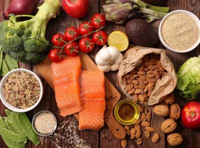 Podporte imunitu stredomorskou stravou