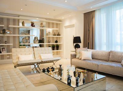 Domov v štýle Glamour