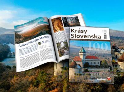 Smolenickým krasom s Krásami Slovenska