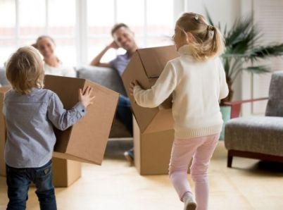 5 tipov, čo spraviť pred nasťahovaním sa do nového bytu