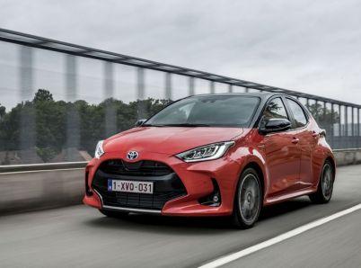 Raketový výstup Toyoty Yaris do prvej desiatky svetových bestsellerov