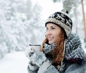 10 tipov, ako byť počas zimy fit
