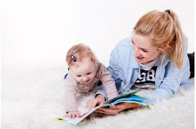 Prečo čítať deťom rozprávky?
