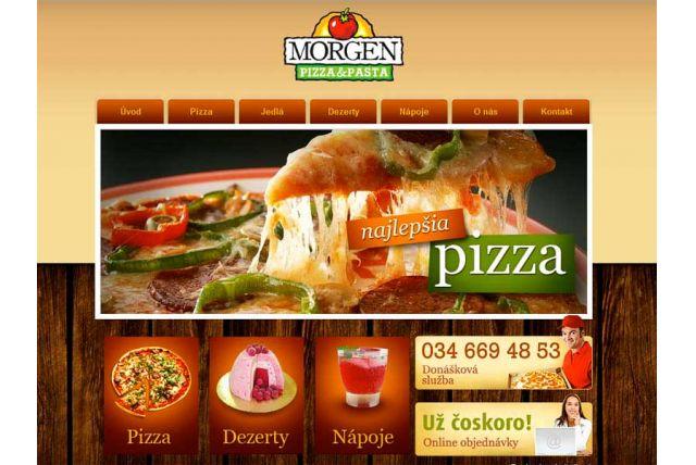 Pizzeria Morgen Senica