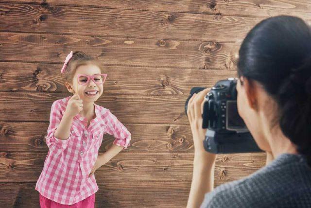 Tipy, ako fotiť deti