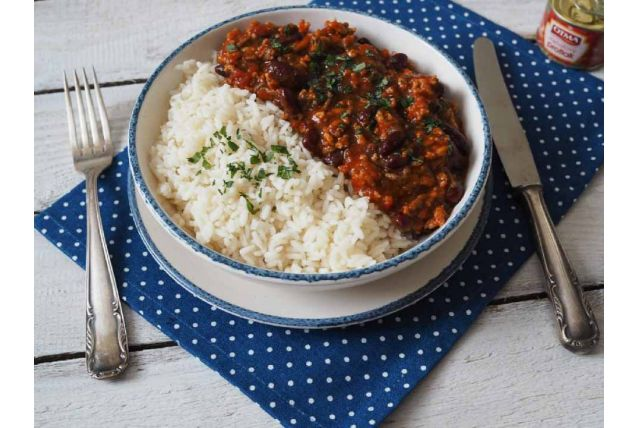 TEXAS: Chilli con Carne