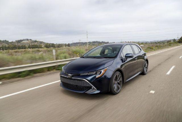 Toyota Corolla: päť hviezdičiek v crash testoch