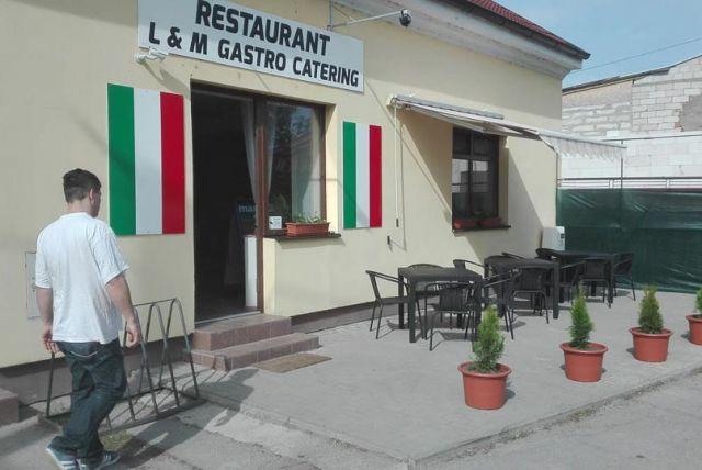 Reštaurácia L & M Gastro Catering - Šaštín - Stráže