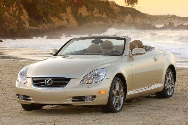 Kabriolety Lexus – pre tých, čo milujú vietor vo vlasoch