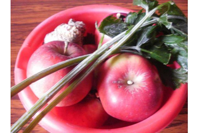 Zeleninovo-ovocné placky
