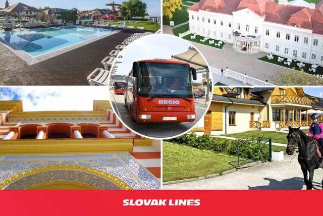 Objavujte krásy regiónu okolo Bratislavy prímestským autobusom