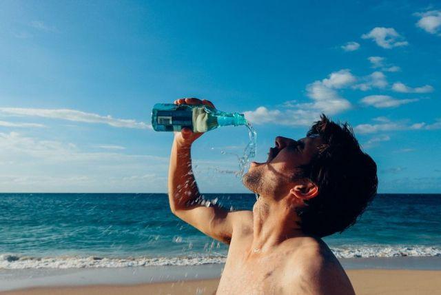 Horúce leto prináša riziko dehydratácie