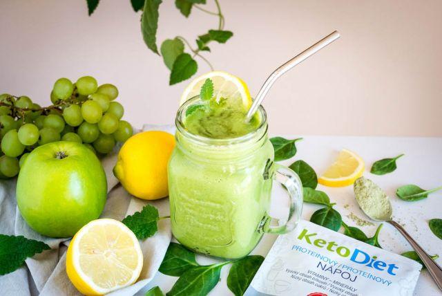 Jarný závan energie s osviežujúcim smoothie