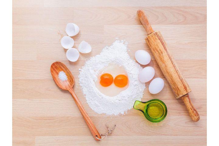 12 náhrad slepačích vajíčok, ktoré dokonale fungujú