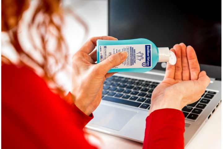Hygiena rúk sa musí stať rutinnou súčasťou každého dňa