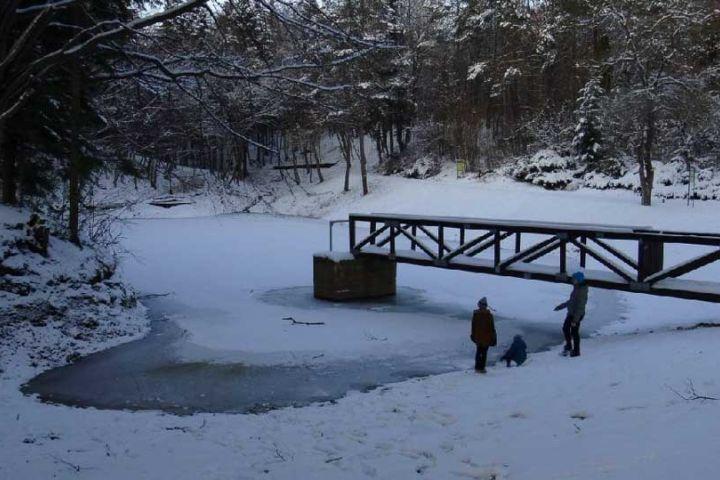 Obnovili turistickú infraštruktúru rekreačného Jazierka v Bardejovských Kúpeľoch