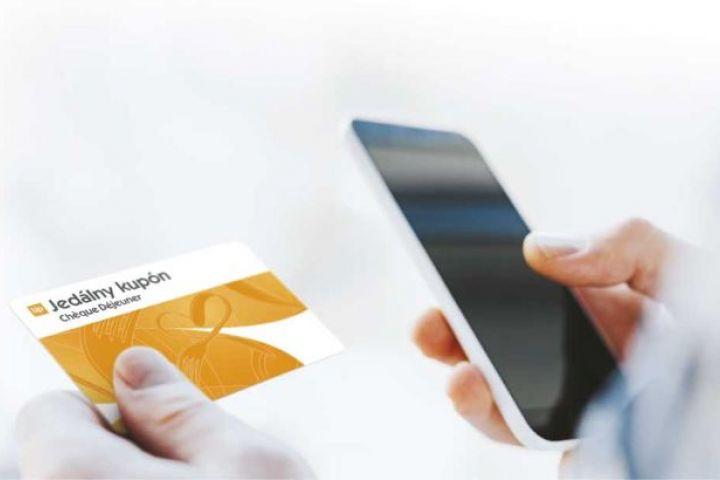 Stravovacia karta aj darčekové kupóny