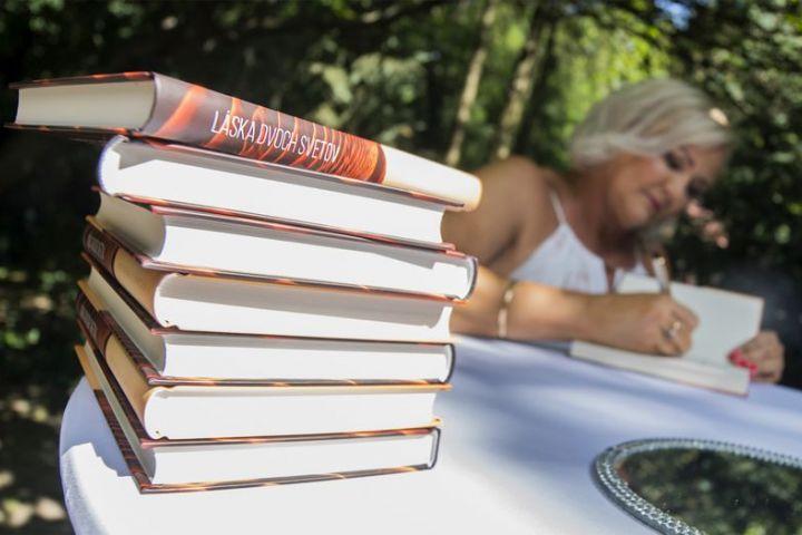 Katarína Kuniková to s písaním dobrých kníh myslí vážne
