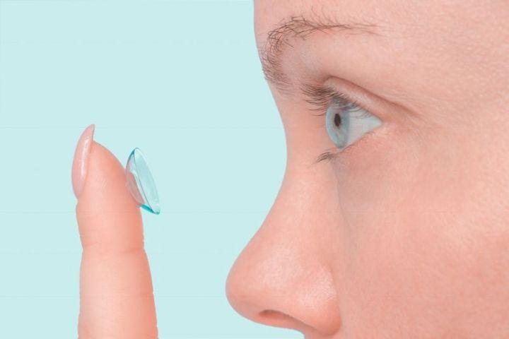 Kľúčové parametre kontaktných šošoviek
