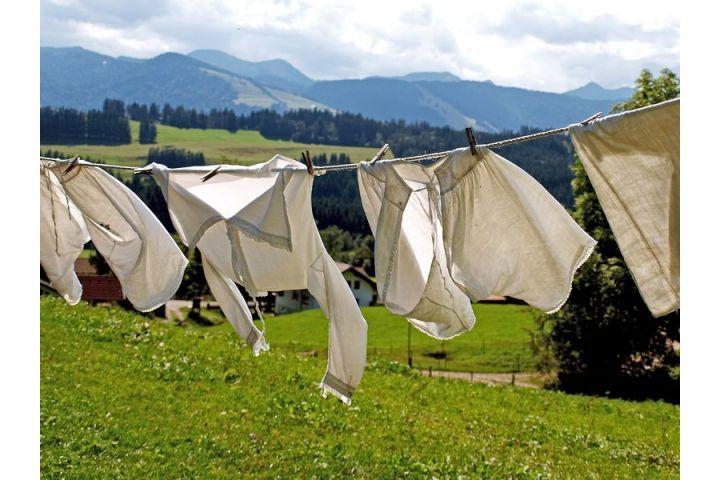 Máte doma alergika či malé dieťa? Vyskúšajte pranie s mydlovými orechmi