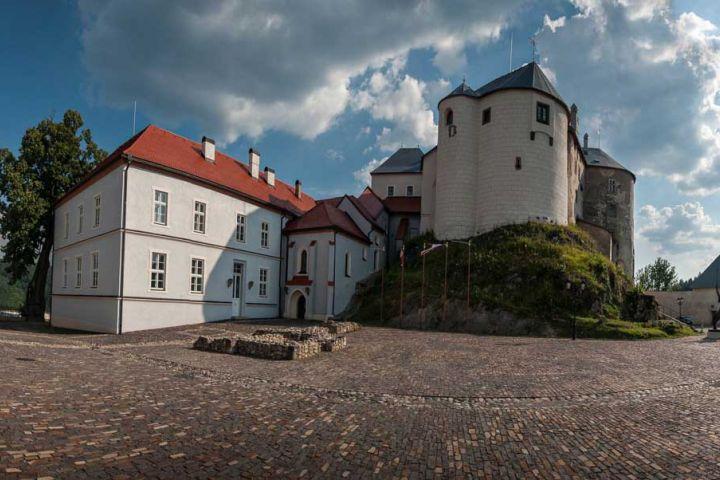 Úžasný historický klenot Horehronia - hrad Slovenská Ľupča