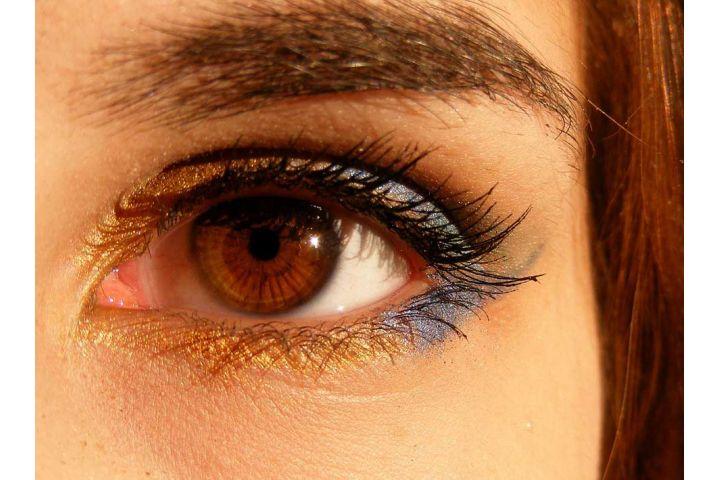 Prírodné tipy pre krásne oči