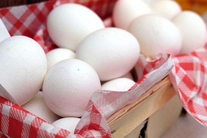 Ako nakupovať a skladovať vajíčka?