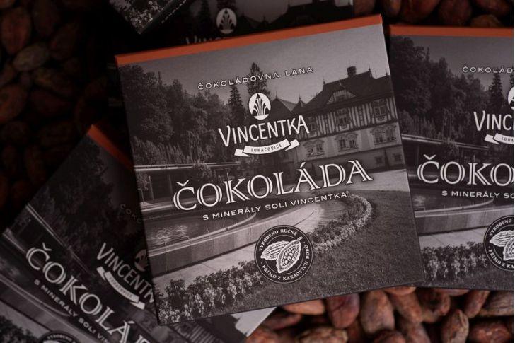 Ochutnajte čokoládu s Vincentkou