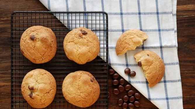 Easy-peasy cookiesky