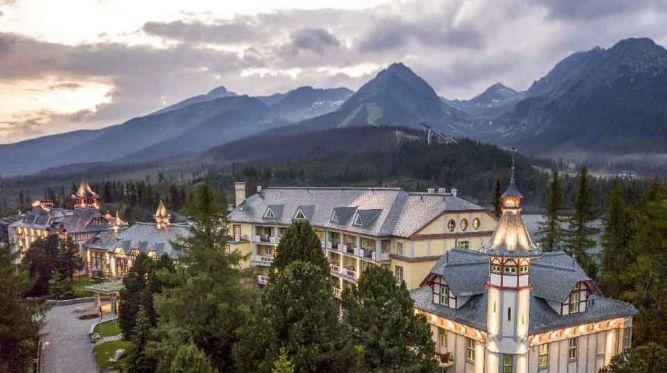 Cenu World Travel Awards získal Grand Hotel Kempinski High Tatras